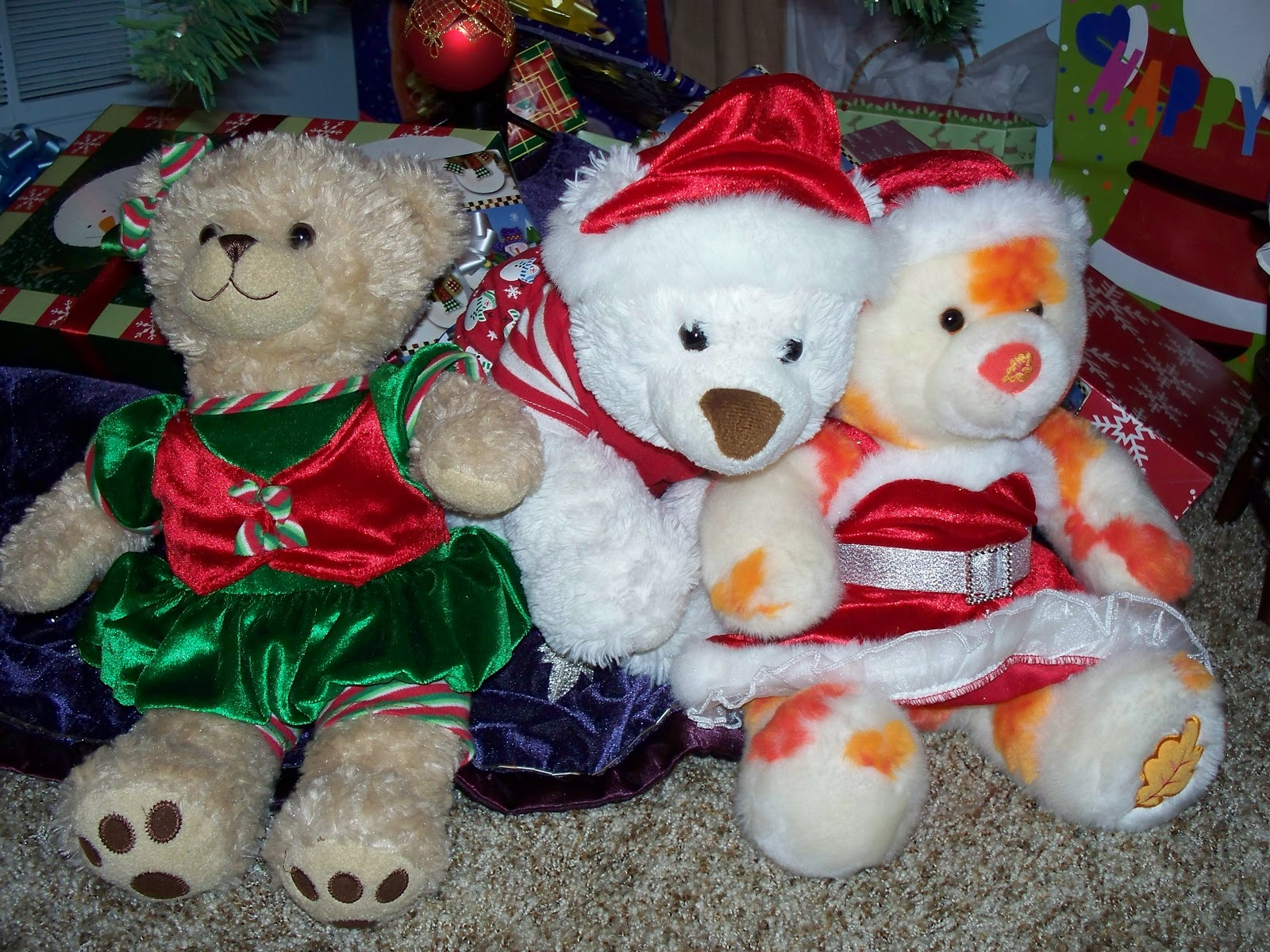 Is There A Build A Bear In Polaris Mall