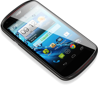 Liquid E1 Android Phone 4.5 inch from Acer
