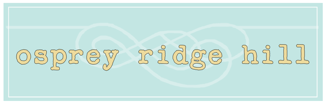 Osprey Ridge Hill