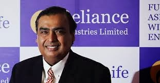 mukesh ambani owned reliance industries limited