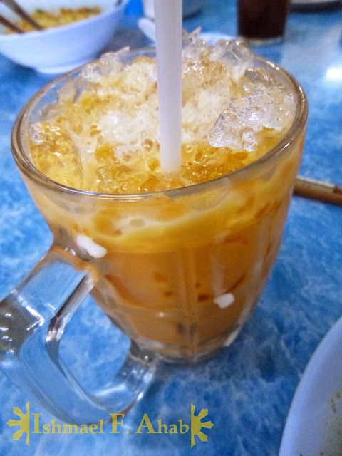 North Thailand - Our cold drink in Chiang Rai