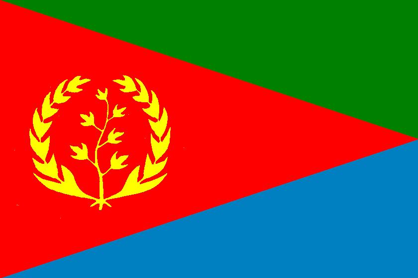 Bendera Negara Eritrea - Ar310 dot blogspot dot com