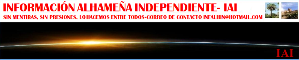 INFORMACIÓN ALHAMEÑA INDEPENDIENTE- IAI