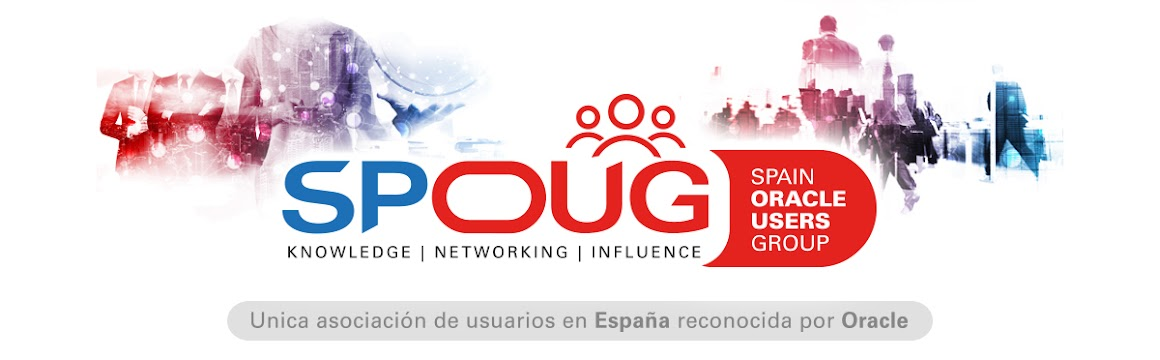 SPOUG - Spain Oracle Users Group, la evolución de CUORE Círculo de Usuarios de Oracle en España