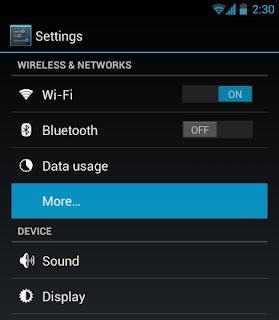 Menggunakan Android Beam Untuk Mentransfer Konten Antara Devices Via Wireless