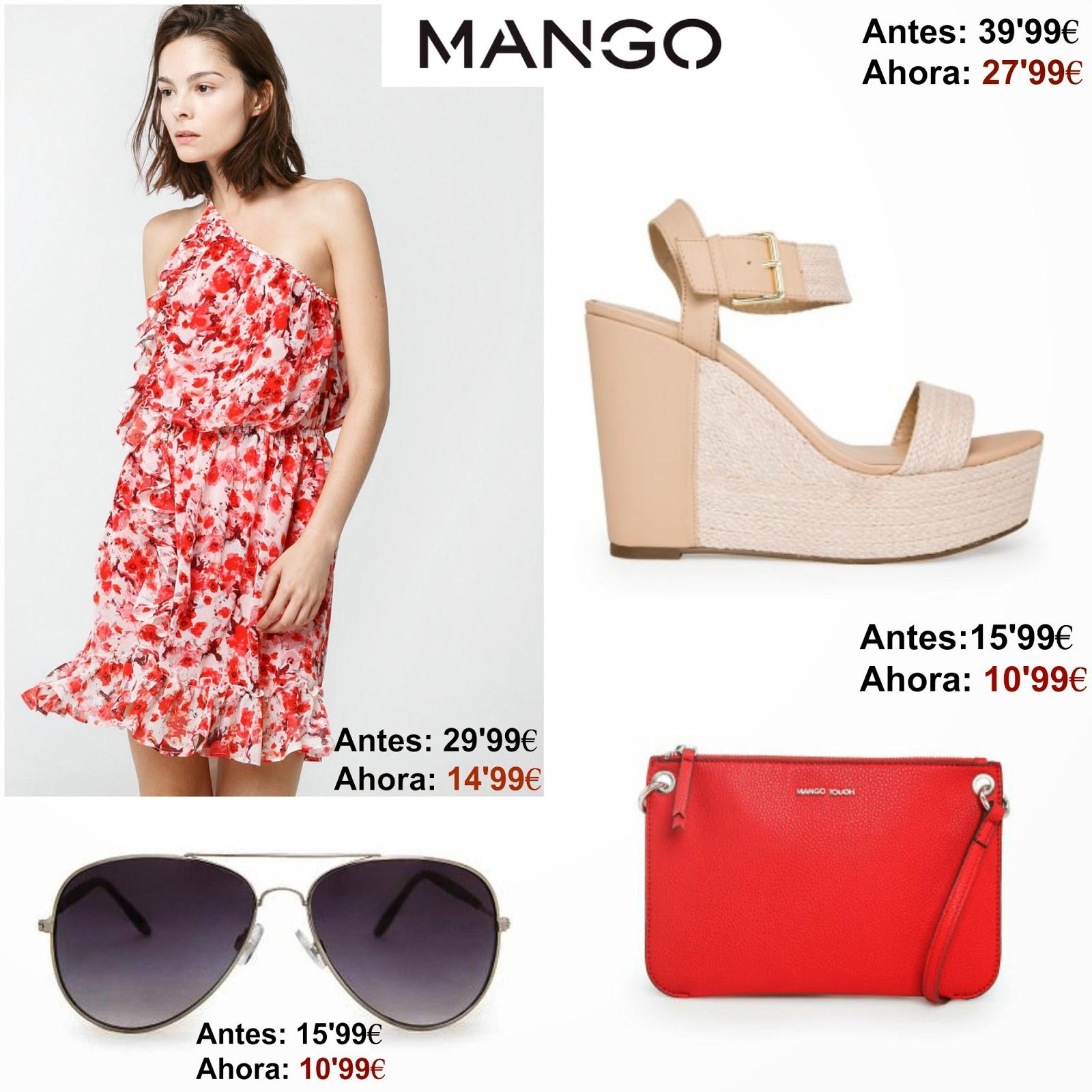 Mango Look Rebajas