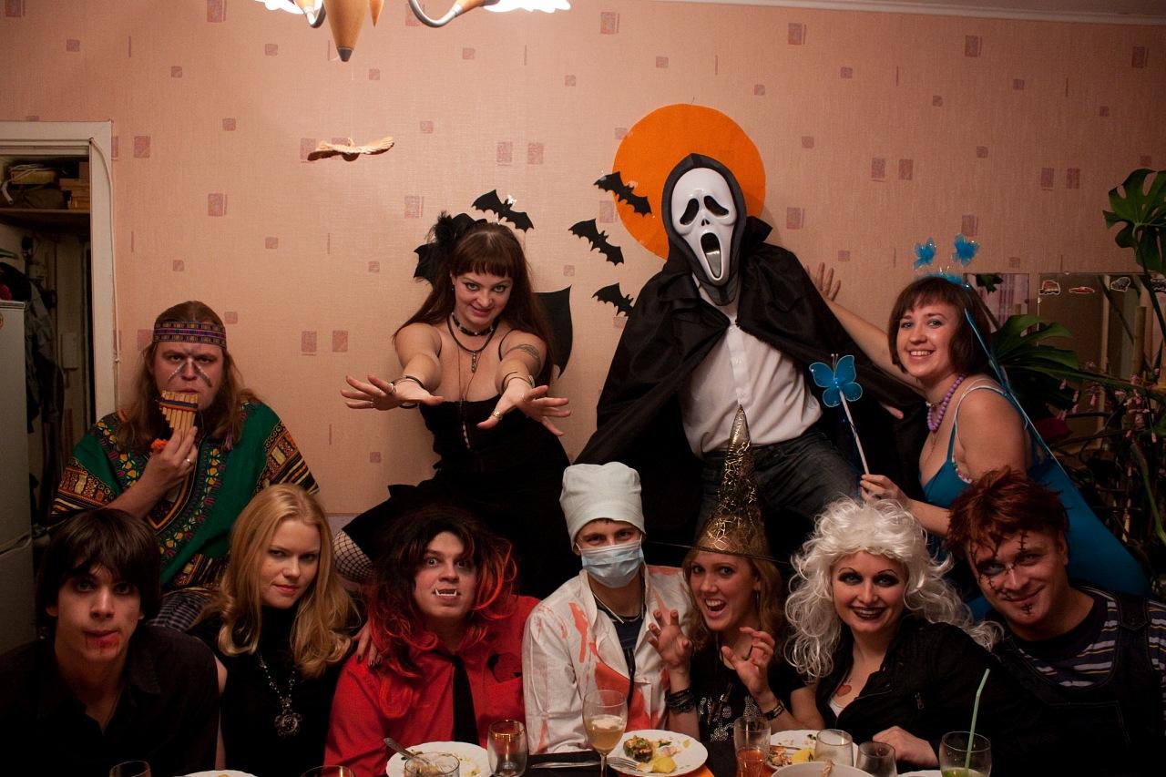 Сценарий на зомби вечеринку