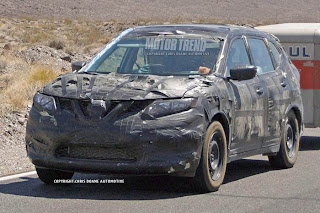 2014 Nissan Rogue Release Date