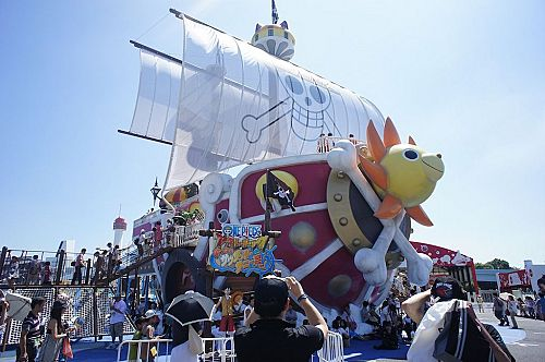 The Real Thousand Sunny