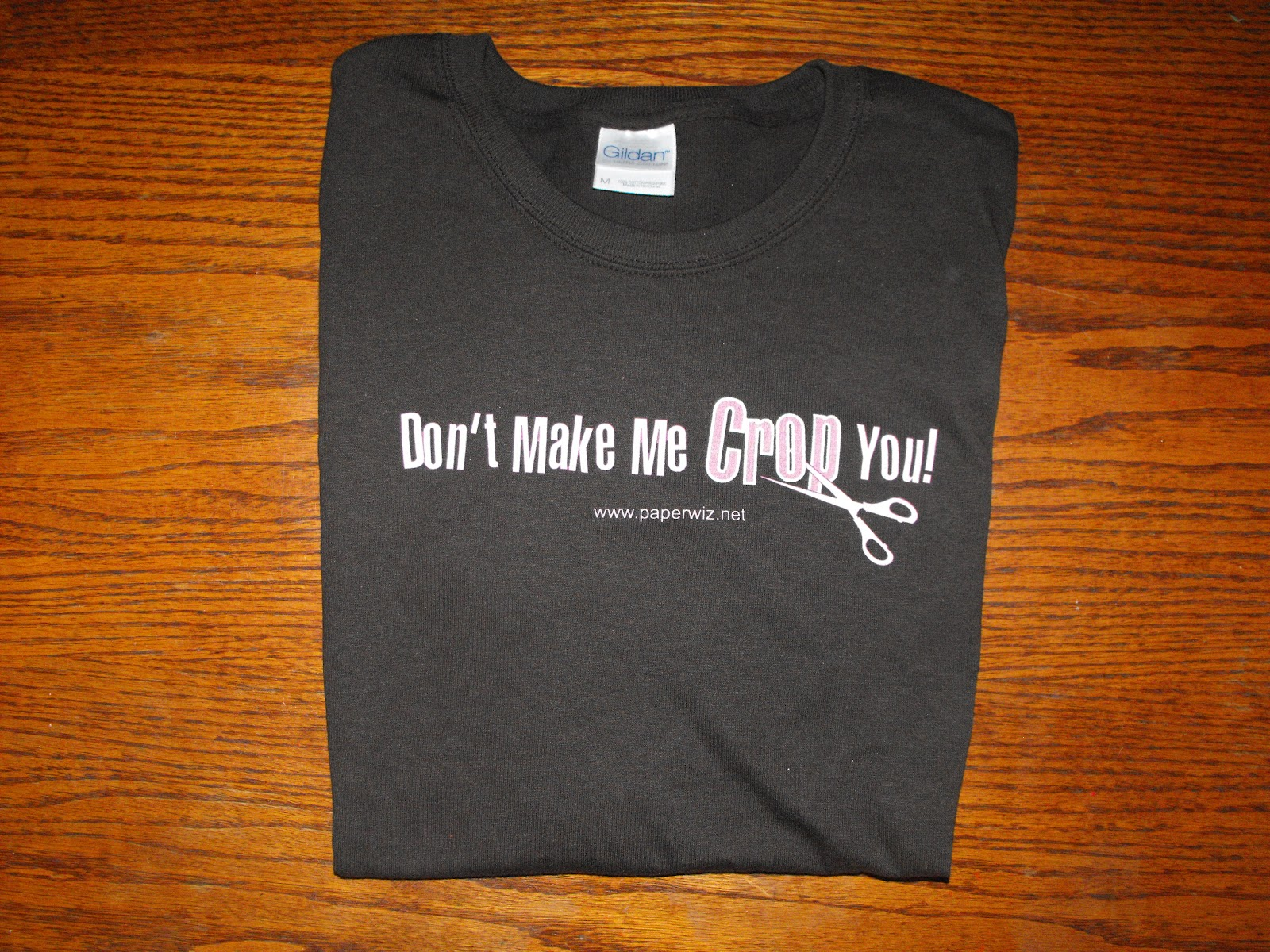 Lauren Loves To Scrap Funny T Shirt I Bought At The Scrapbook Expo