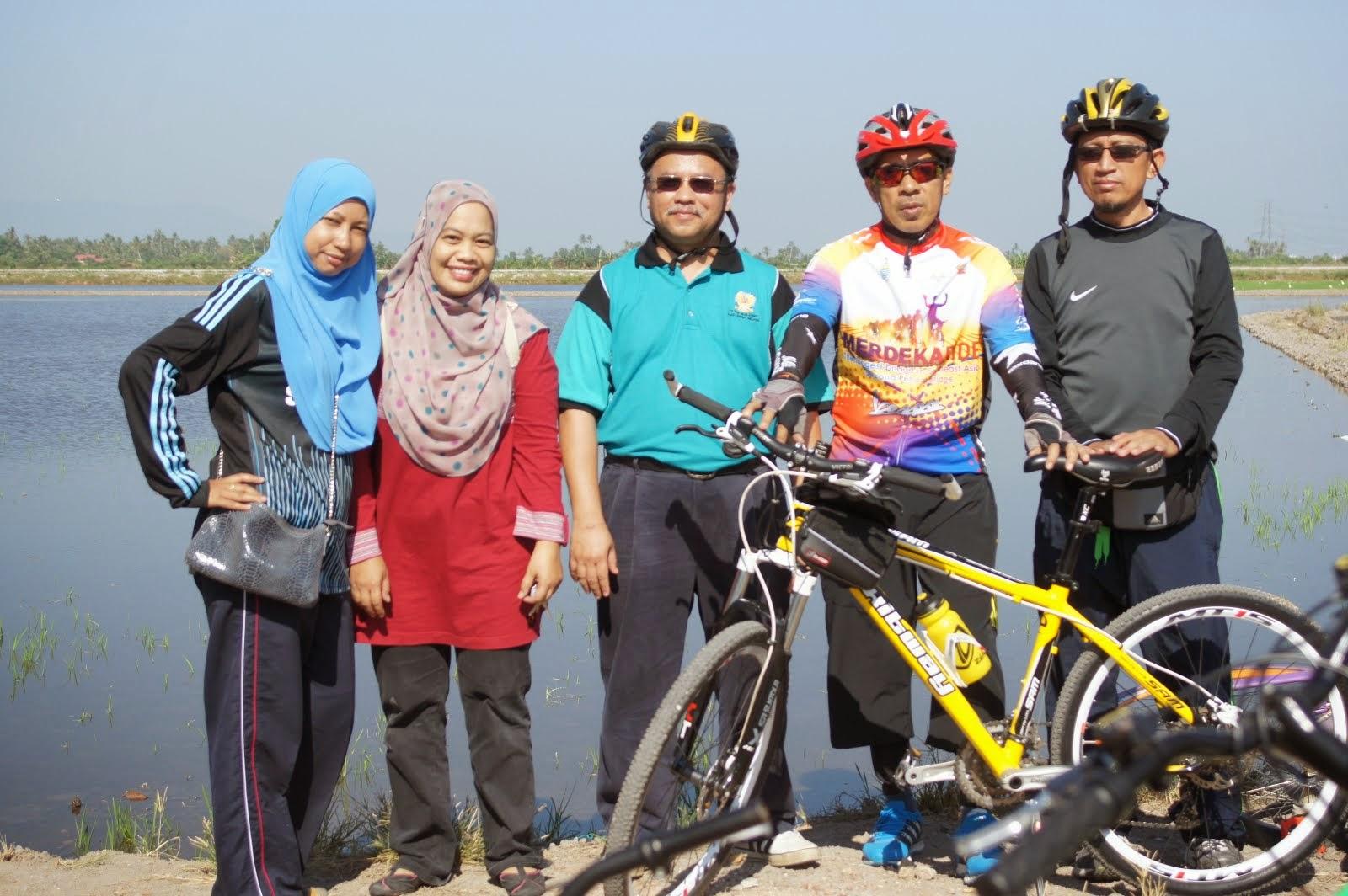 BICYCLETHON KAYUHAN AMAL 2015