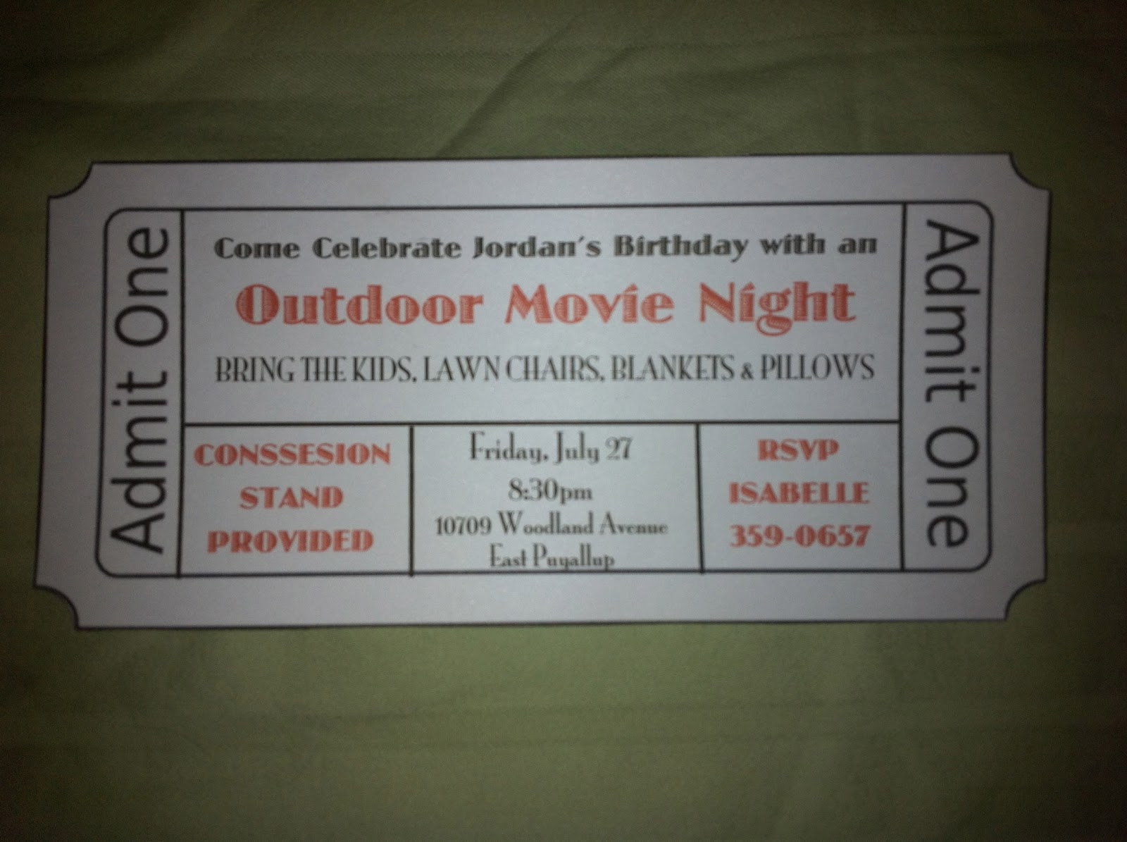 The Renaissance Woman Outdoor Movie Night Monicamarmolfo Image Collections