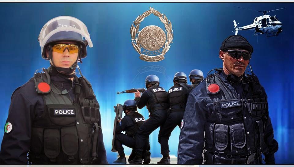 الأمن الوطني يشارك في فعاليات صالون التشغيل ''سلام 2015''