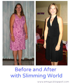 Slimming World Before and after photos