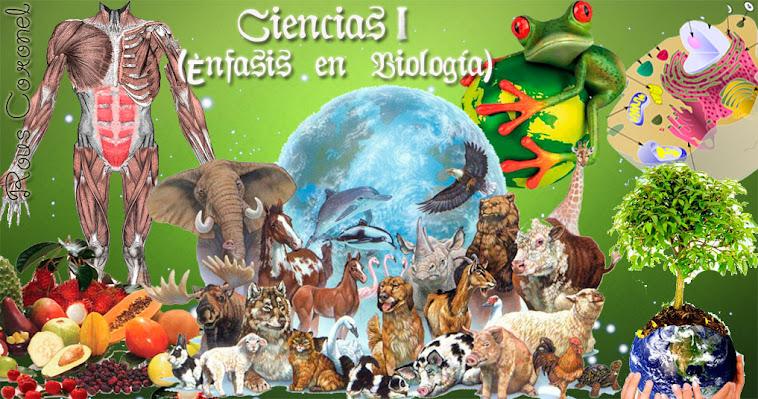 CIENCIAS I (ÉNFASIS EN BIOLOGÍA)