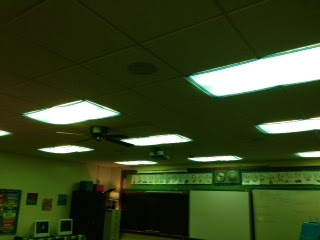 Miss joleen 39 s fabulous friends fluorescent lighting - Classroom fluorescent light covers ...
