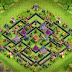 Gambar Base Town Hall 8 Clash of Clans Terbaik Untuk Mempertahankan Trophy