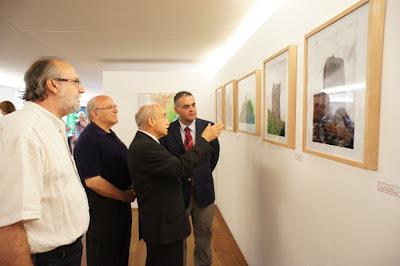 Farnós; 'La exposición Torres y Castillos refleja la situación de estas fortificaciones en los años sesenta'