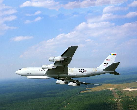 E-8A JSTARS