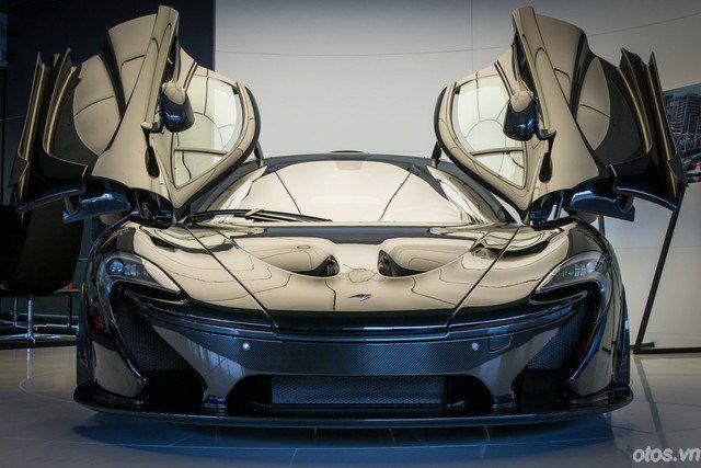 Siêu xe Mclaren P1 - hàng hiếm 33 tỷ rao bán tại Đức