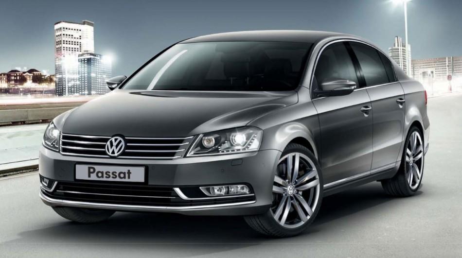 2014 VW Passat Sport