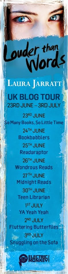 Louder Than Words Blog Tour