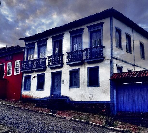 Casa Borba Gato - Sabará