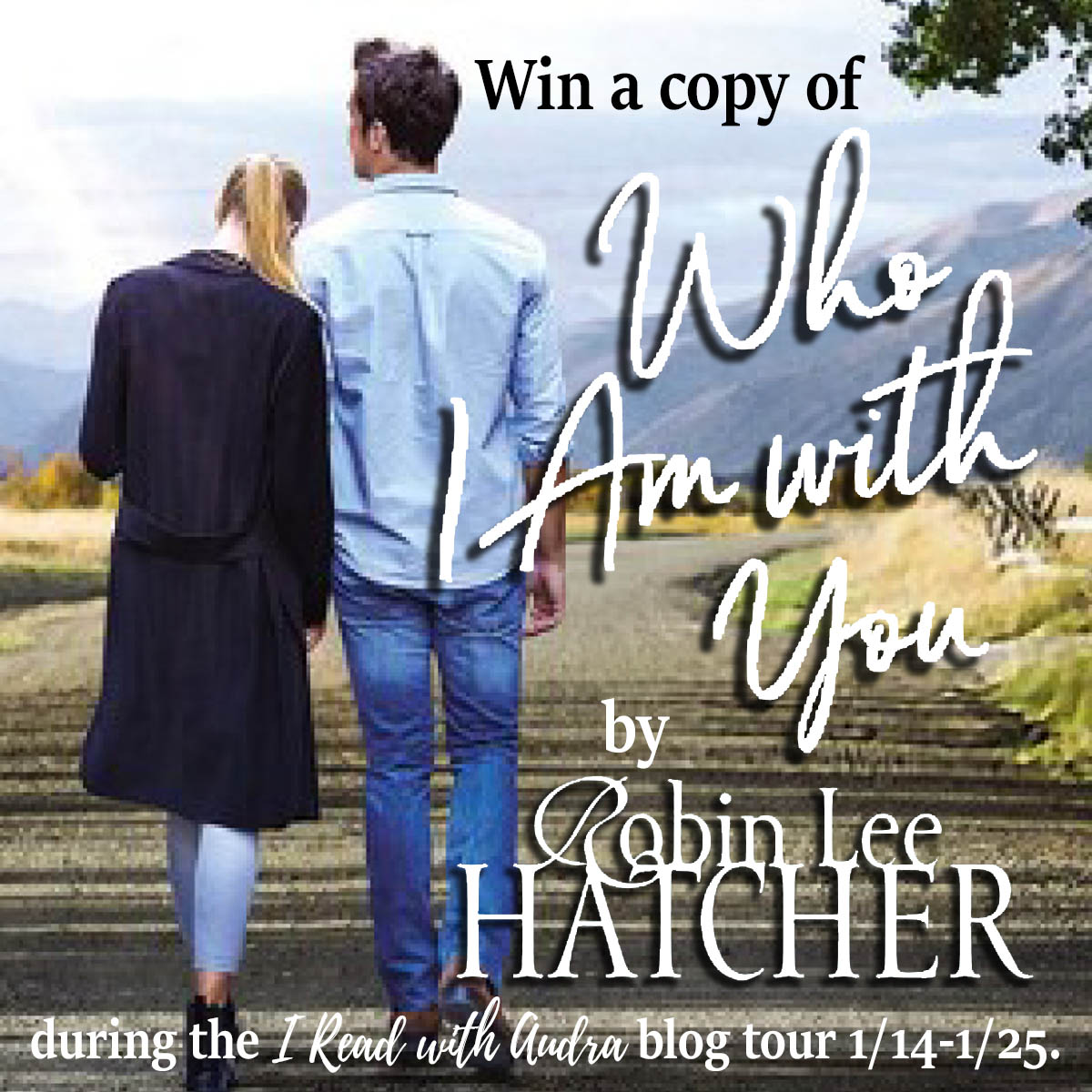 Win a copy of Who I Am with You!