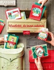 Stampin' Up! Herbst-/Winterkatalog