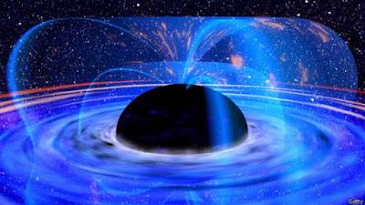 Stephen Hawking diz que buracos negros podem levar a outro universo