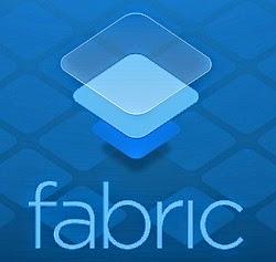 twitter Fabric