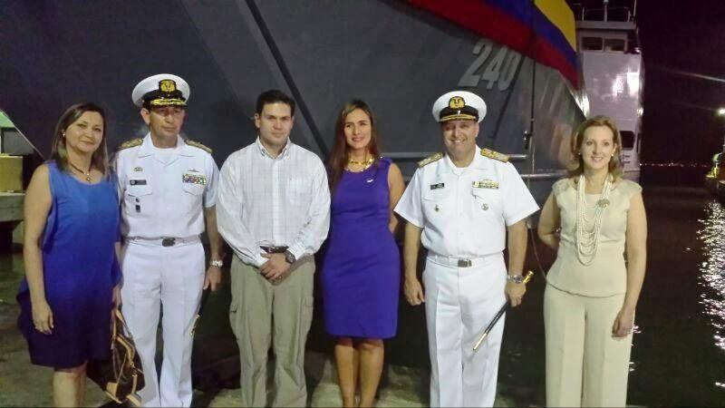 ARC Golfo de tribuga Armada Colombia