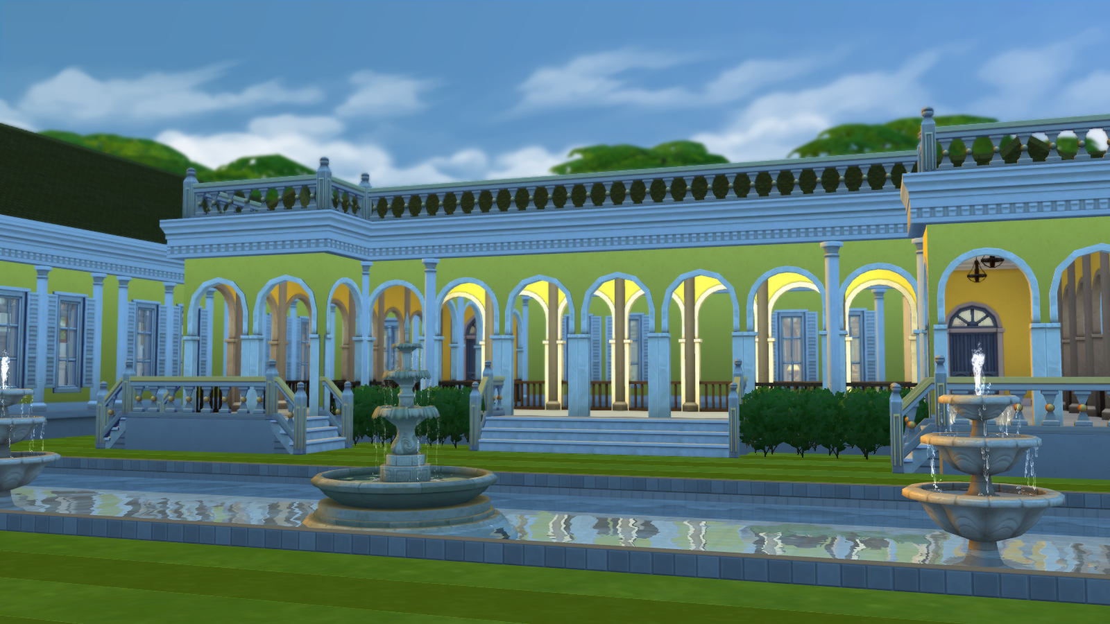 The Alexander Palace The Sims Forums