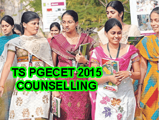 Telangana PGECET 2015 Counselling Dates Announced. TS PGECET Counselling Rank wise will be start from August 4 to 12. TS PGECET 2015 Counselling Schedule, TS PGECET Certificate Verification for SC/ST/NCC/PH Category wise, Telangana TS PGECET Web Options