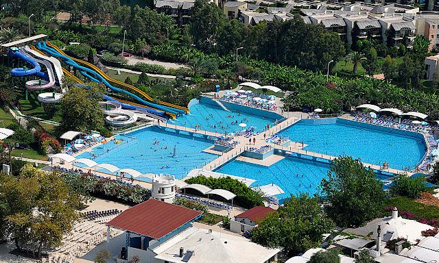 Antalya Daima Resort Hotel Aqua Park