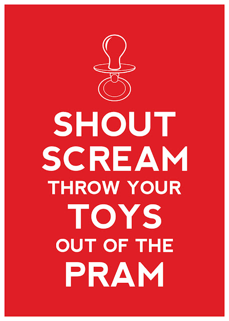 Trots+scream+shout+and+throw+your+toys+o
