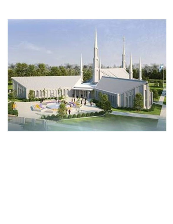 Buenos Aires Temple Rededication Announced
