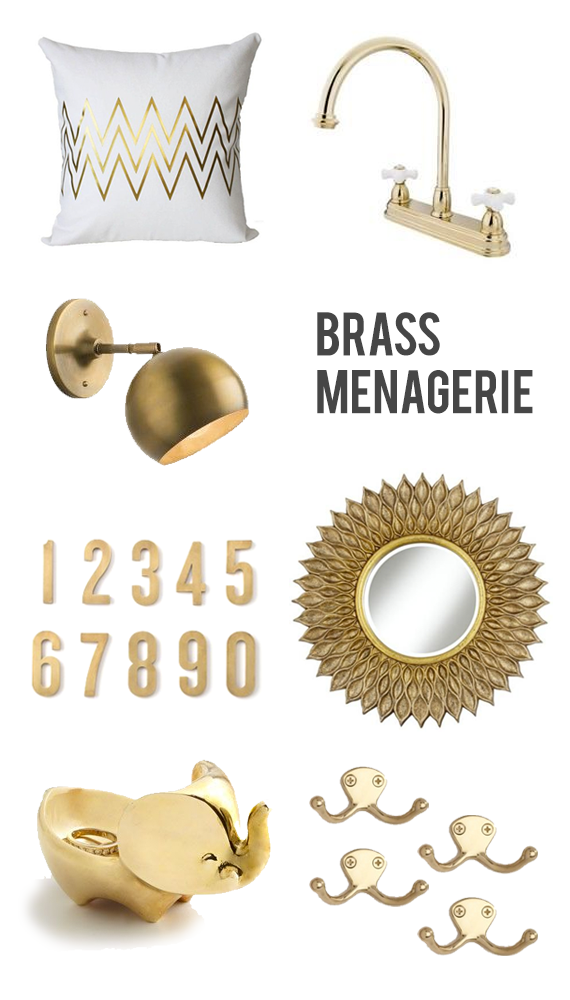 Brass Menagerie // Bubby and Bean
