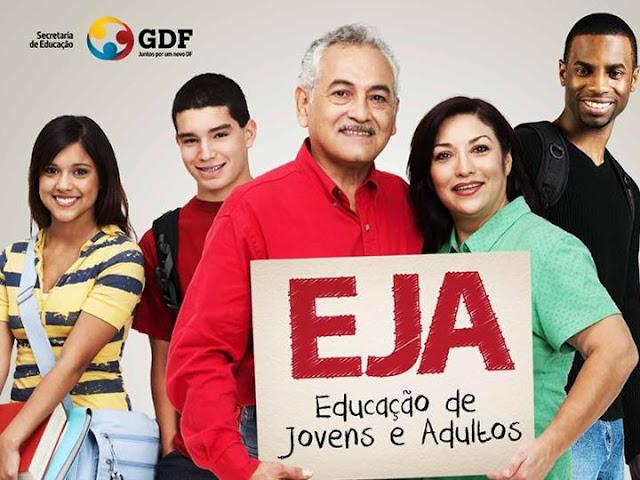 Abertas Inscrições para Educação de Jovens e Adultos