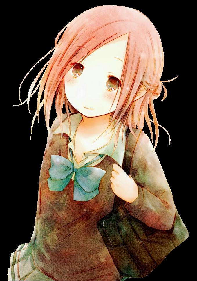 Render Kaori Fujimiya - Isshuukan Friends