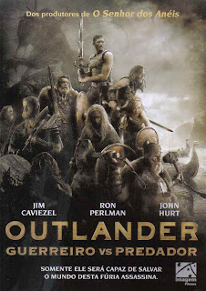 Outlander: Guerreiro vs Predador – AVI Dual Áudio + RMVB Dublado