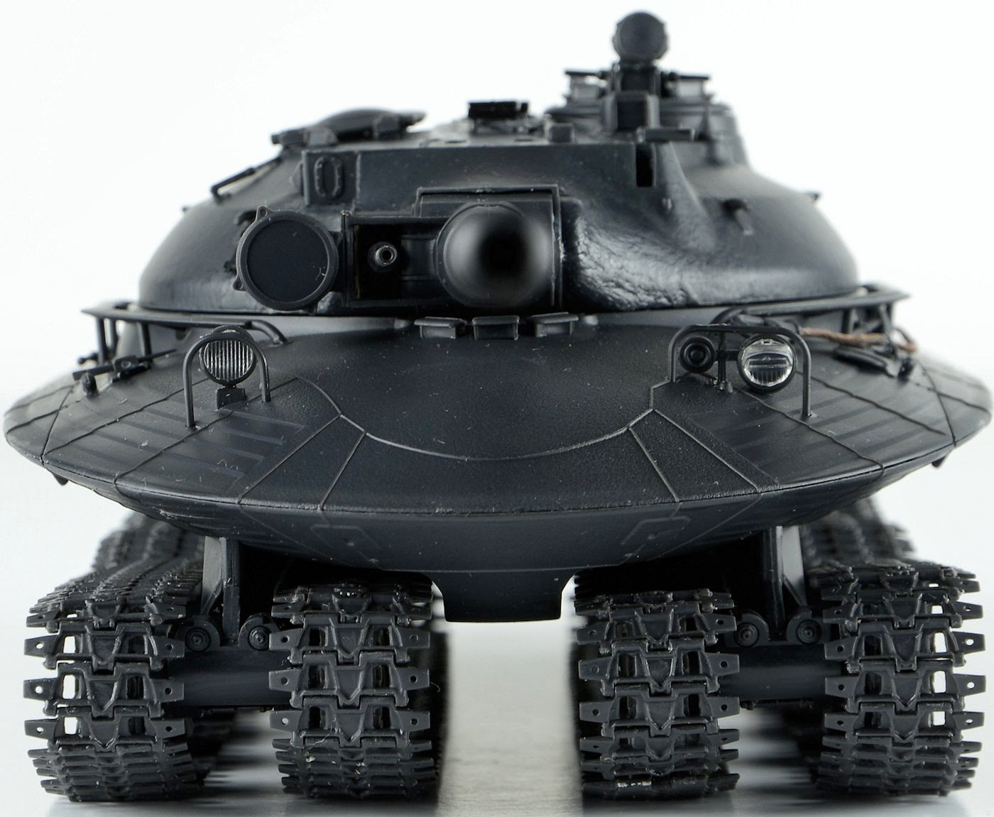 1/35th scale Takom Object 279 Build Review
