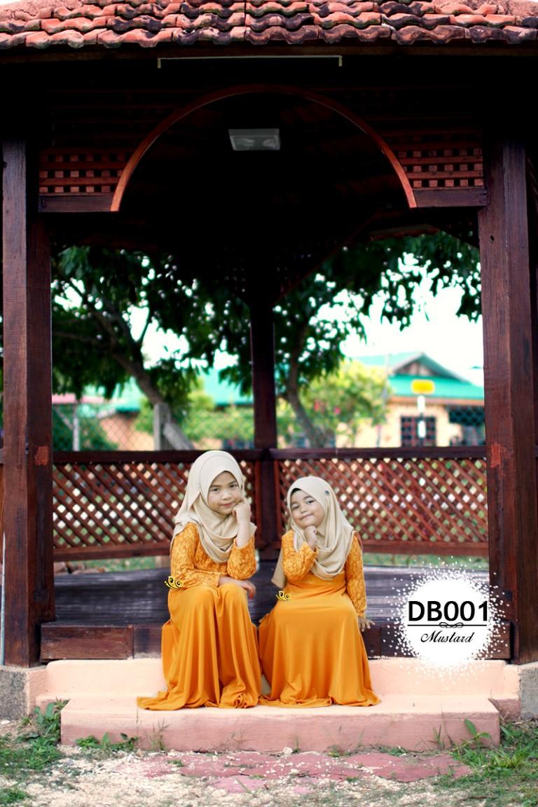 DY Muslimah Shop: Dress Kanak-kanak BALQIS