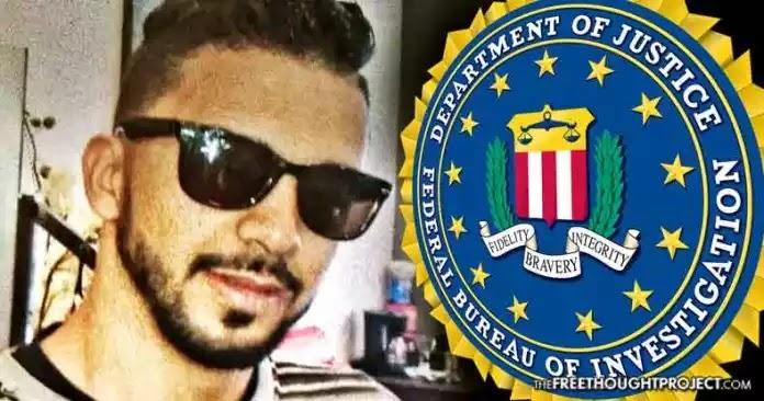 Ηχογραφήσεις αποκαλύπτουν ότι το FBI έδωσε όπλα σε μουσουλμάνο και τον πίεζε να κάνει τρομοκρατική επίθεση...!!!