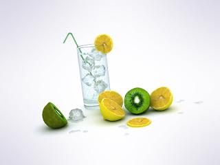 Kiwi Lemon Ice Recipes