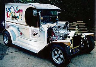 Ford T 1915 John Bonham