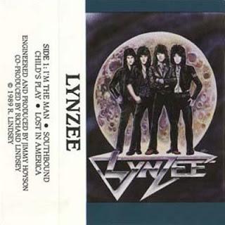 Lynzee - Lynzee (EP) (1989)