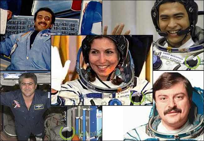 9 Astronot Muslim yang pernah ke Antariksa