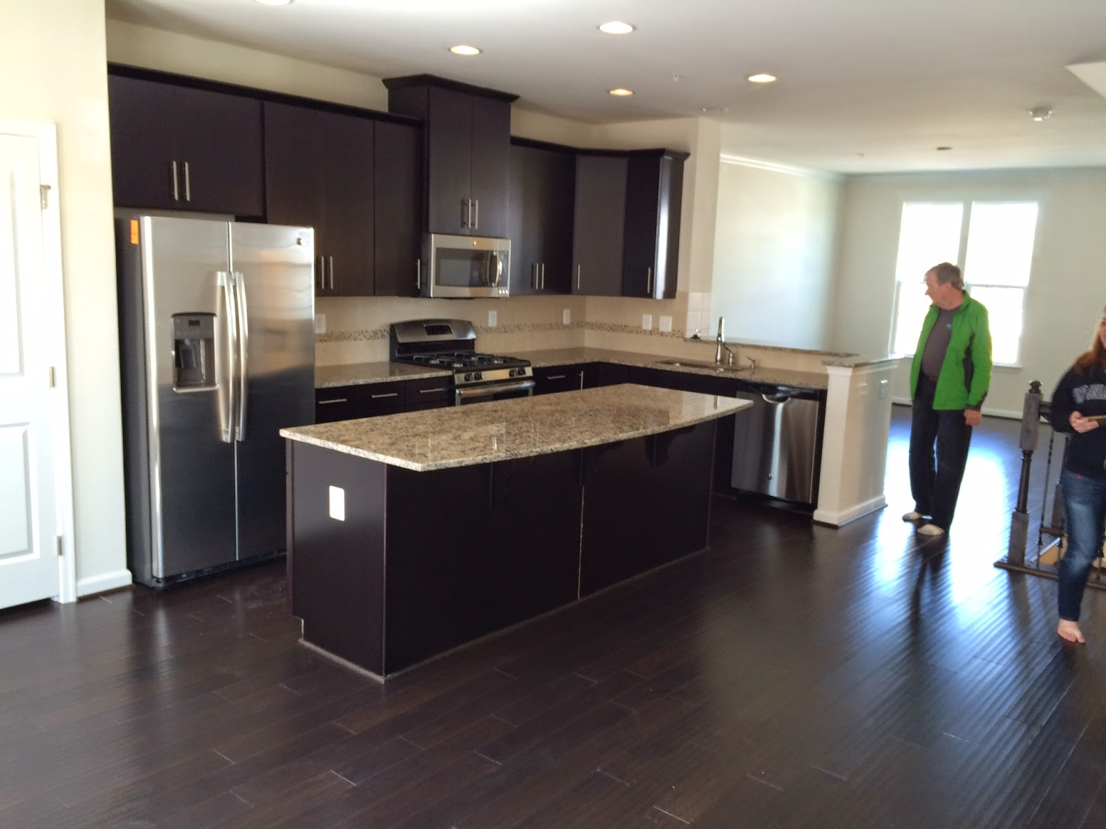 building our strauss townhome flooring. Black Bedroom Furniture Sets. Home Design Ideas
