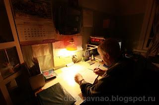 Ночное дежурство. Остров Вайгач. Ненецкий автономный округ. Природа НАО.